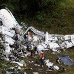 cómo ocurrió el accidente del vuelo de Chapecoense
