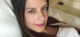 [Foto] ¡Llegó Helena! Nació la hija de Laura Acuña