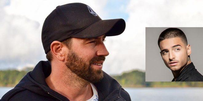 Indirectazo a Maluma en mensaje de Lucas Arnau