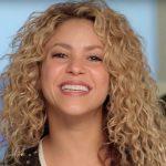 pelo de Shakira