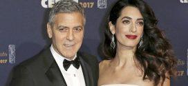 [Fotos] Primeras imágenes de la esposa de George Clooney embarazada