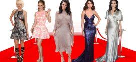 Especial estatura de famosos ¿Qué tan altas son las celebridades del momento?