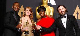 Los más destacados en la alfombra roja de los Premios Óscar 2017