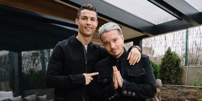 ¿CR7 está en Medellín? Video de J Balvin y Cristiano Ronaldo causa furor en redes