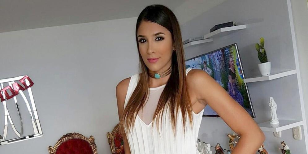 Daniela Ospina en Maxim