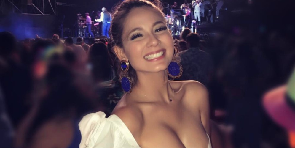 Instagram de Melissa Martínez