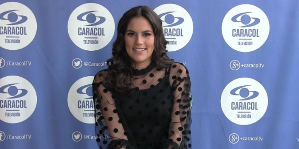 Linda Palma en el Show Caracol