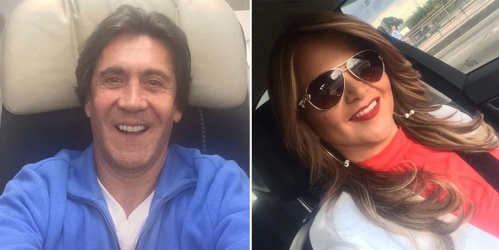 Ricardo Leyva y Diva Jessurum