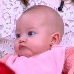hija de Laura Acuña en televisión