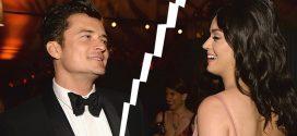 La relación de Katy Perry y Orlando Bloom no sobrevivió luego de un año