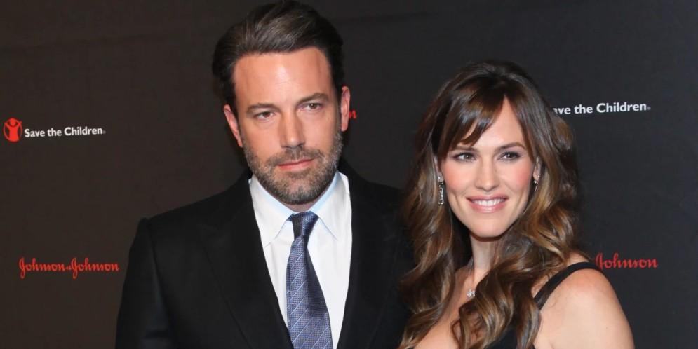 divorcio de Ben Affleck y Jennifer Garner