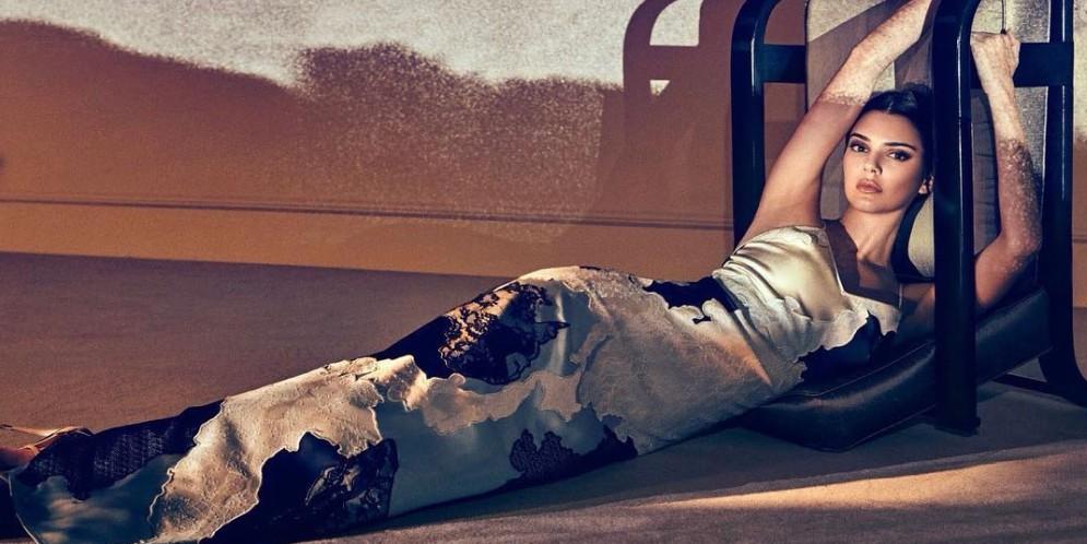 La cola de Kendall Jenner, el atributo por el que la modelo quiere que la reconozcan
