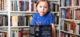 Asombroso niño genio, al parecer tiene la habilidad de la telepatía