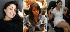 damas del póker