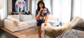 Con sólo 18 años pero con su propia mansión. Así es la lujosa vida de Kylie Jenner