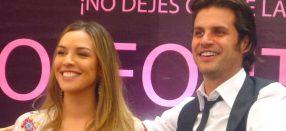 Mónica Fonseca confesó que Mark Tacher la maltrató