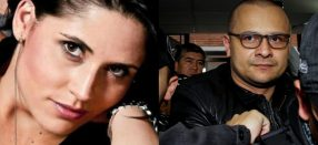 actriz Lina Luna y el hacker Andrés Sepúlveda terminaron su relación