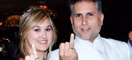 Marlon Moreno se casó otra vez