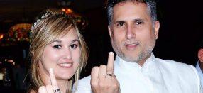 Marlon Moreno se casó otra vez y aquí tenemos las fotos de su boda